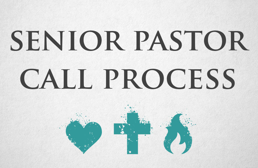 senior pastor call process square
