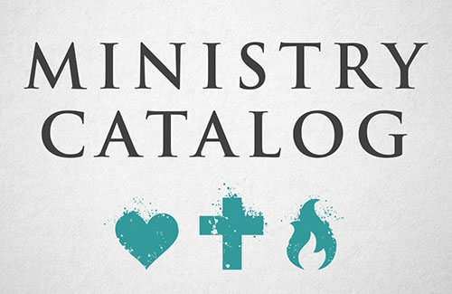ministry catalog