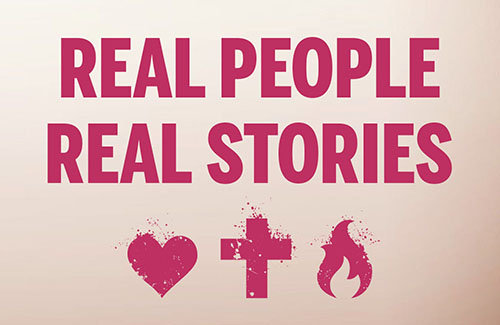 real people real stories