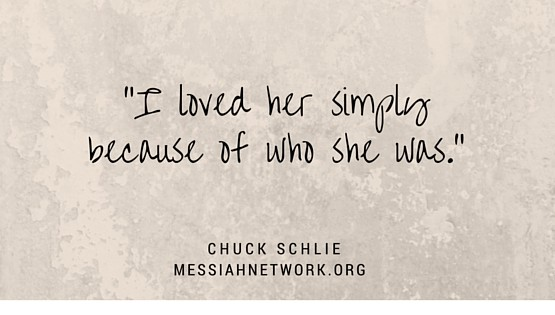 """""""I loved her simply because of who she was."""""""