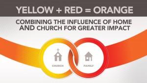 Children's Ministry Orange