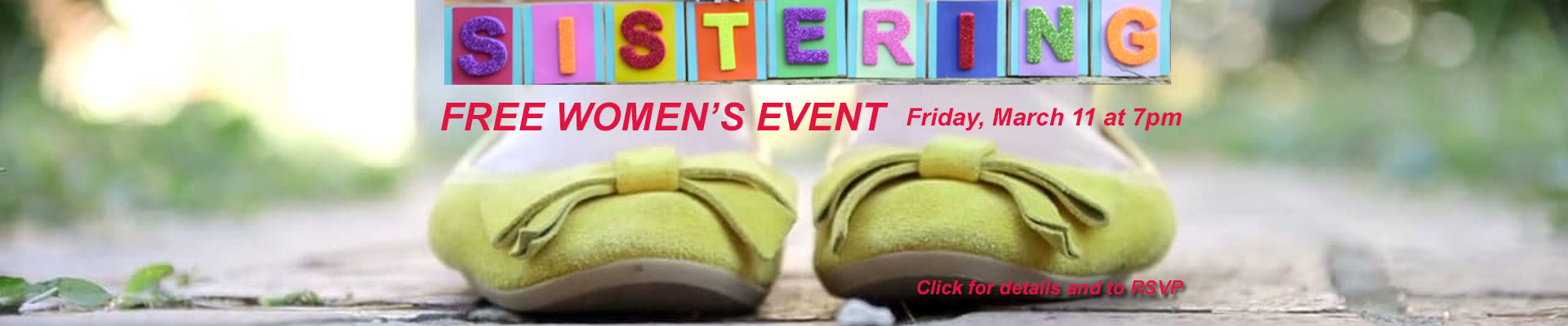 sistering-women-event