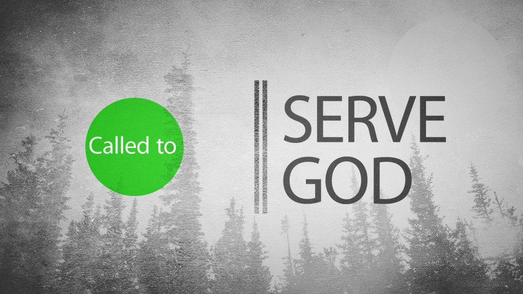 call to serve