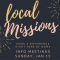 Get Involved in Local Missions!