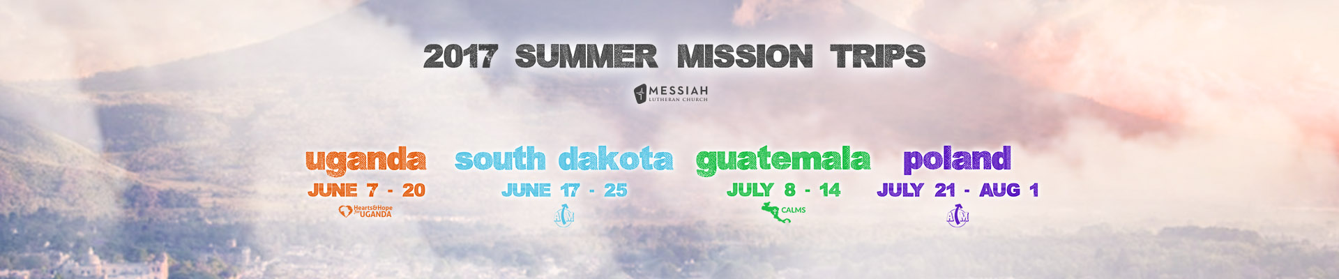 summer mission trips 2017 layerslider