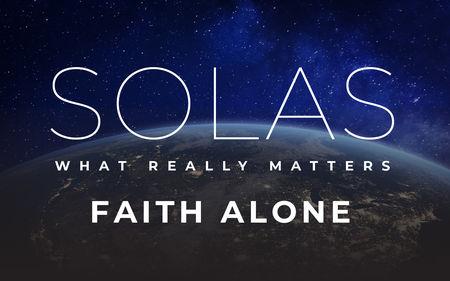 SOLAS - Faith Alone