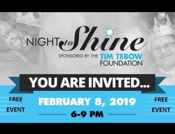 Night to Shine St. Charles Missouri